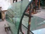 Het naar maat gemaakte Verbrijzelde Glas van het Spoor van de Staaf van de Wacht van de Trap van het Bewijs
