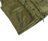 Хлопок/полимерная несколькими карманами тактических майка для использования вне помещений Waistvest армии по борьбе с тактическим Майка
