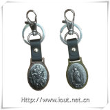 Chaveiro personalizado Buliding Metal Fabricante Key Ring Chaveiro, Porta-chaves (IO-ck100)