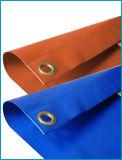 Tecido com revestimento de polietileno impermeável lona de PVC