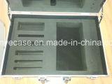Алюминиевый корпус с вырез прокладки из пеноматериала на машины с ЧПУ