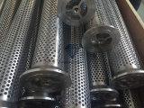 Diámetro 3 el '' 1/2 pantalla del tubo Drilling del acero inoxidable 4 '' 5 ''