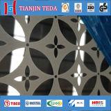 Feuille décorative d'ascenseur d'acier inoxydable