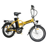 Bike карманн батареи лития колеса мотора, электрический велосипед (JB-TDN01Z)