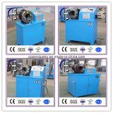 Máquina de friso de grande eficacia da mangueira de ar da potência do Finn