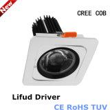 Lifud/Филип драйвера кри початков 15W квадратных светодиодная лампа