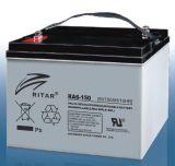 Gel de la batterie de stockage 12V100ah pour l'énergie solaire