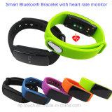 2016Bracelete Inteligente Bluetooth mais recente com o monitor de ritmo cardíaco (ID107)