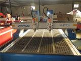 Ranurador 1530 del CNC del Doble-Eje de rotación para la madera
