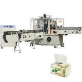 Weiche Nylonsatz-Abschminktuch-Papier-Verpackungsmaschine
