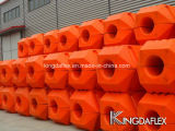 Molde de rooteamento de laranja Plástico HDPE Pipe Floater