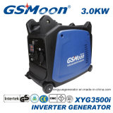 Gasolina generador 3.0kVA inversor con arranque eléctrico y mando a distancia