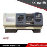 Труба CNC продевая нитку Lathe CNC машины горизонтальный (QK1325)