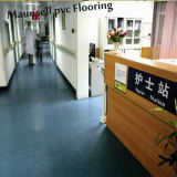 O mais barato 2017 Hot Sale PVC Roll Hospital e Medical Flooring in China