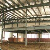 잠비아에 있는 큰 할인 강철 프레임 금속 건물