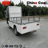 kleiner mini elektrischer Transport-flaches Bett-Eingabe-LKW der Logistik-2t