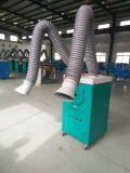 De automatische Schoonmakende Collector van het Stof van de Damp van het Lassen met Dubbele Wapens