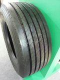 Carro de la marca de fábrica de Longmarch y neumático 385/55r22.5 del omnibus