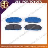 Le véhicule de haute performance partie l'utilisation des garnitures de frein 04465-26320 pour Toyota