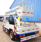 Plattform-Operations-Förderwagen des Hooker-4*2 hoher, Dongfeng, Jmc Luftplattform-Förderwagen