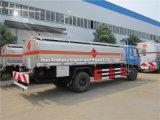 tipo novo petroleiro de 12000L-15000L Dongfeng 190HP 4X2 de petróleo
