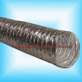 L'aluminium ventilé Non-Insulated flexible
