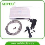 Gpon WiFi Eoc Master Slave com interface de linha coaxial CATV