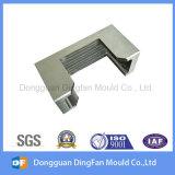 Pièce de usinage de commande numérique par ordinateur de haute précision faite d'aluminium