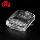 frasco de vidro do perfume 80ml transparente com atomizador