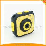 Mini cámara de la acción de los cabritos con el mejor regalo de la función impermeable para los cabritos
