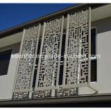 Découpe Laser décoratifs Outdoor mur rideau façade de métal (KH-S003)