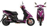 Motocicleta eléctrica con la motocicleta de la raza de la batería 48V