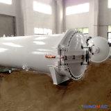 het Verwarmen van 2800X8000mm het Horizontale Elektrische RubberVulcaniseerapparaat van Rollen (Sn-LHGR2880)
