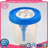 La collecte de spécimens de l'urine en plastique jetables et les selles conteneur