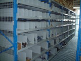 Personalizado Longspan estanterías de almacenamiento