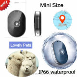 最も新しいIP66はSos機能Pm01の小型GPSの追跡者を防水する