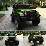 Carro elétrico das crianças com tamanho super SUV controlo remoto