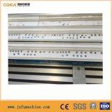 Perforatrice della vite del blocco per grafici di portello del PVC