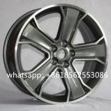 A liga de alumínio da réplica orlara a roda de carro para a maçaroqueira