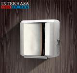 الفولاذ المقاوم للصدأ الفريدة شعبية التعريفي مجفف أيدي (HSD-3300)