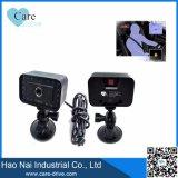 El sistema de alarma de la supervisión del vehículo de la seguridad del taxi de Caredrive con la cámara Anti-Duerme sistema