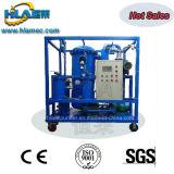 Tipo móvel máquina de Dvp da purificação do óleo isolante