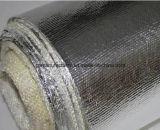 アルミホイルの布のガラス繊維の網