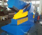 Automatische Aluminiumausschnitt-Maschine des schrott-Q43-500 (Fabrik und Lieferant)