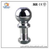 Bola de enganche del receptor del acoplado del cromo de la alta calidad