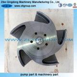 Kreiselpumpenteile für Pumpenlaufrad 6X4-13