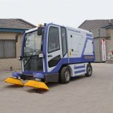 Kleine elektrische Straßen-Kehrmaschine (KMN-XS-2000) (Fahrt auf Typen)