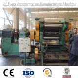 Máquina de borracha Xy-400*1400 do calendário de quatro rolos