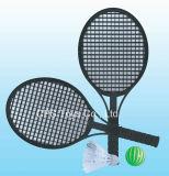 Raquetes de plástico, Esportes brinquedos de plástico, Battledore, raquetes de ténis (010)