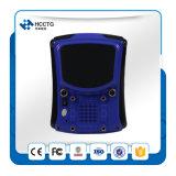 Validator terminal HCl1306 do barramento do leitor de cartão da posição RFID do linux da máquina de Vending do bilhete de barramento